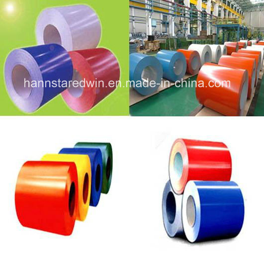 Hot Dipped PPGI/ Prepainted Galvanized Steel Coil pictures & photos