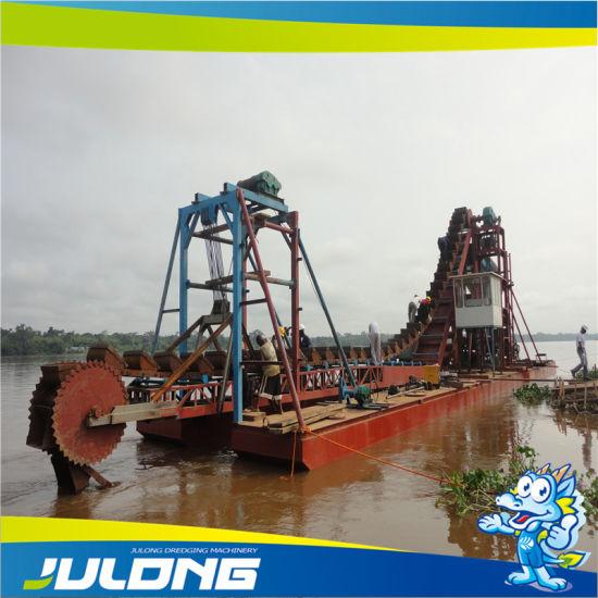 Gold Mining Dredger/River Gold Dredger pictures & photos