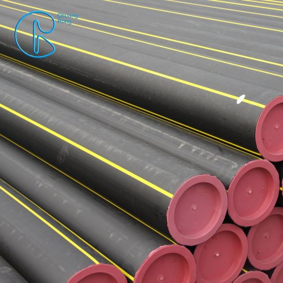 ISO Standard PE100 HDPE Pipe for Gas Supply SDR11 pictures & photos