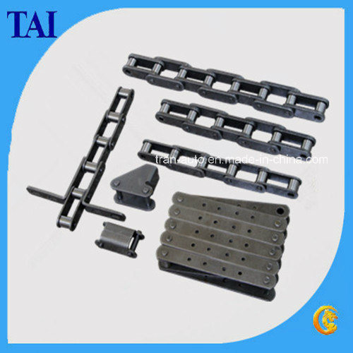 China Standard Steel Lumber Conveyor Chain (81XH) pictures & photos
