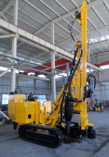 DTH Jk580 Crawler Type Hydraulic Drill Rig pictures & photos