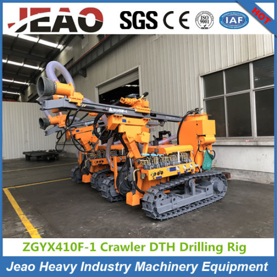 Zgyx412-1 Crawler Blast Hole Drilling Rig for Mining pictures & photos