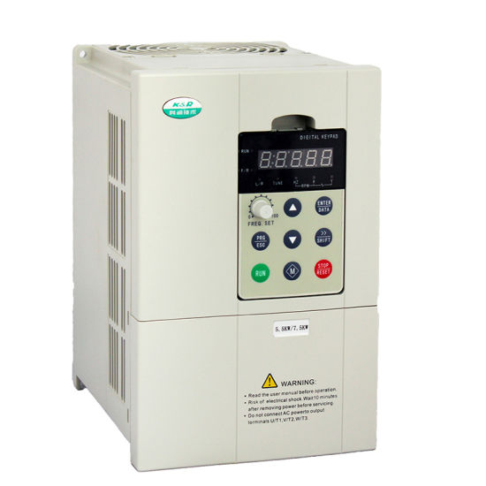 Variable Frequency Drive in 220V 2.2kw Speed Controller Single Phase (CL260-2S2.2-DK) pictures & photos