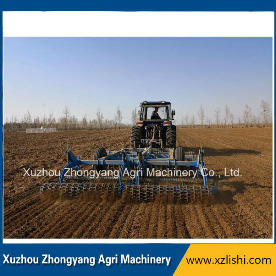 1zl-3.6 Combined Land Preparation Disc Harrow pictures & photos