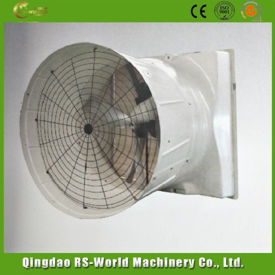 Supply Fiberglass Cone Ventilation Fan Made in China for Sale pictures & photos