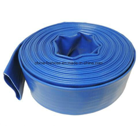 "6"" PVC Fire Hose pictures & photos"