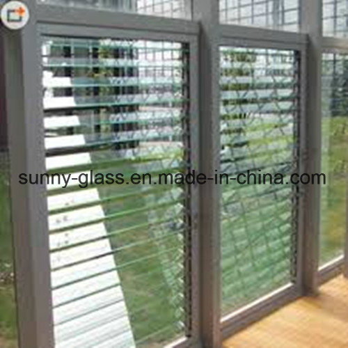Window Louver Glass / Glass Louver / Building Glass pictures & photos