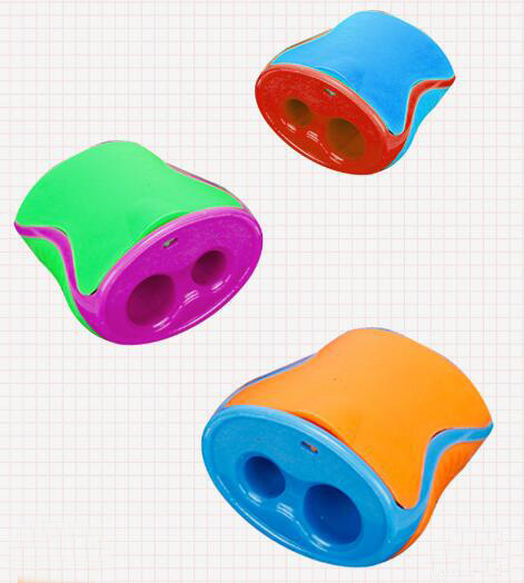 Flashlight Soft Pencil Sharpener for School and Promotions Use pictures & photos