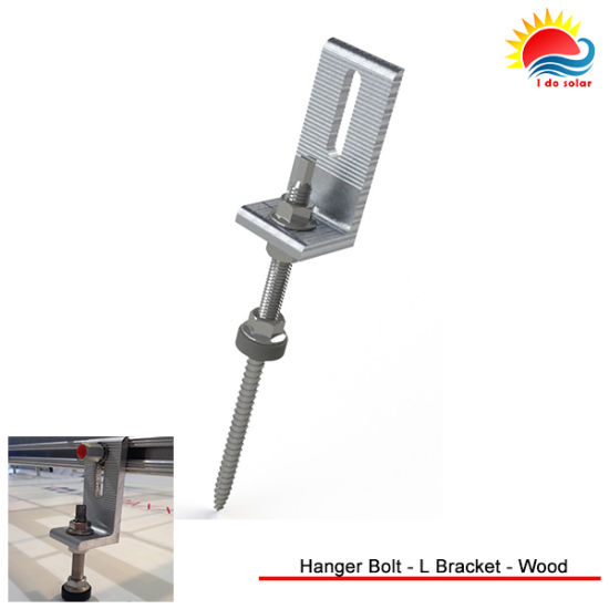 Factory Price Roof Hook Kit for Solar Mounting System (ZX038) pictures & photos