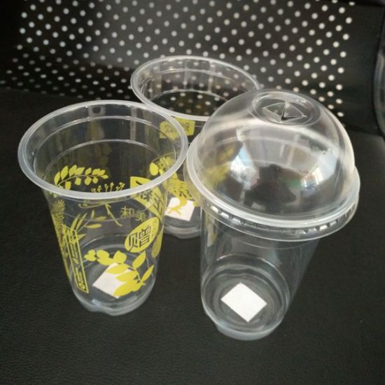 Large Quantity Wholesale PP Plastic Cups From China pictures & photos