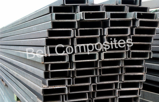 FRP Pultrusion Profiles, Fiberglass Pultruded Structures for Cooling Tower. pictures & photos
