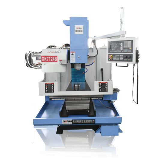 Xk7124b Low Cost CNC Milling Machine Price CNC Vertical Milling Machine with Universal Tool pictures & photos