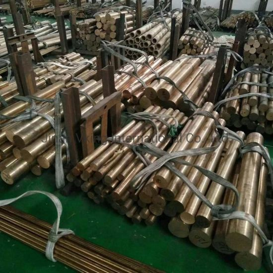 C46400 Brass Hollow Pipe Cooper Tube ASTM B21 Hex/Square/Tin/Aluminum/ Phosphor/Naval Brass Alloy/Bronze Rod Bar/Copper Bar pictures & photos