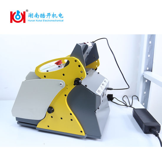 Professional Sec-E9 Key Cutting Machine for Automobile and Household Keys pictures & photos