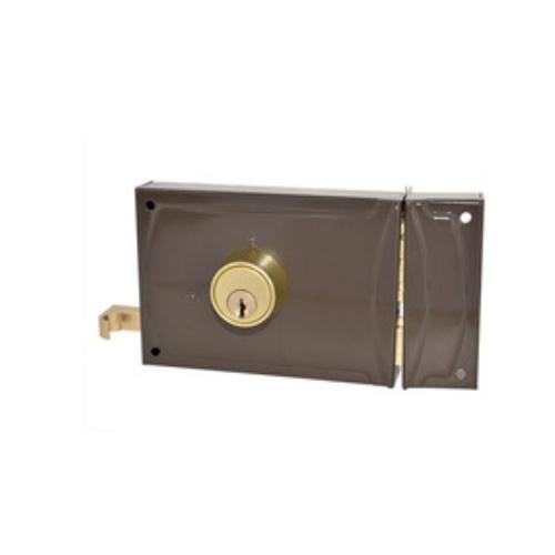 Angola Standard Door Lock Bolt Connecting Door Lock pictures & photos