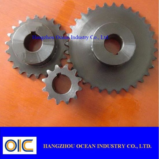 Steel Sprocket with Teetth Harden pictures & photos