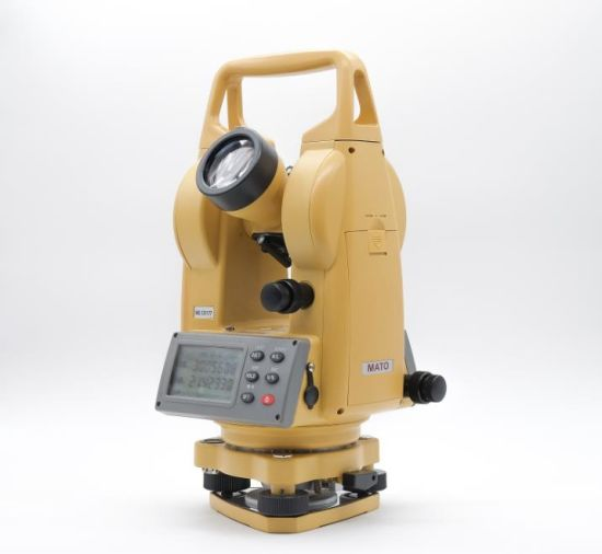 New China Theodolite High Precision Survering Instrument Mato Met202 Electronic Theodolite pictures & photos