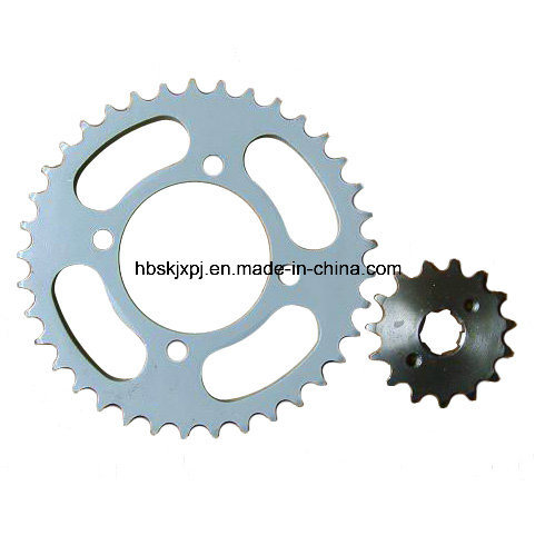 Different Market Motorcycle Rear and Front Sprocket pictures & photos
