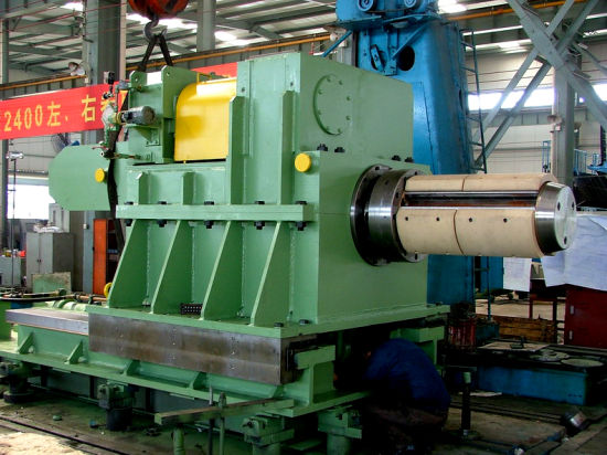 Payoff Reel/Uncoiler for Galvanizing Line pictures & photos