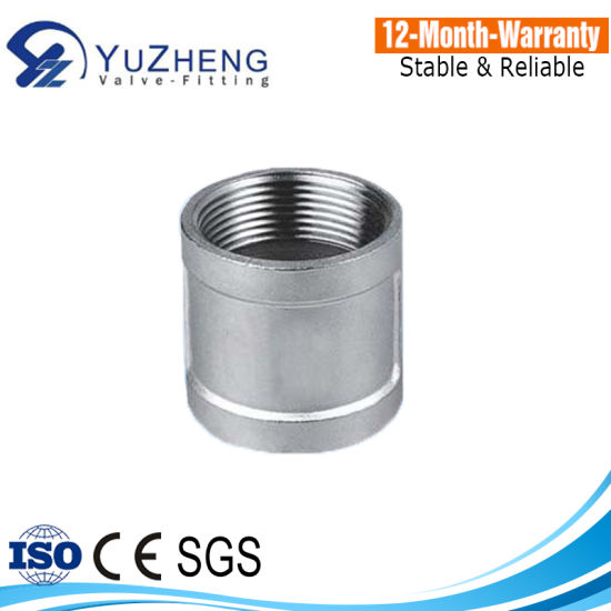 Industrial Stainless Steel Pipe Coupling pictures & photos