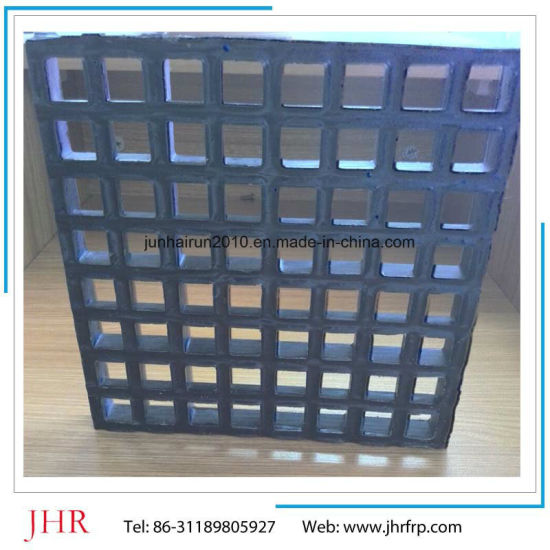 FRP Moulded Gratings 1919mm 3838mm Drain Cover pictures & photos