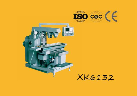 Xk6132 Knee Type CNC Milling Machine pictures & photos
