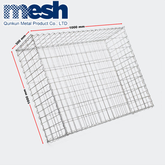 Welded Wire Mesh Gabion for Building pictures & photos
