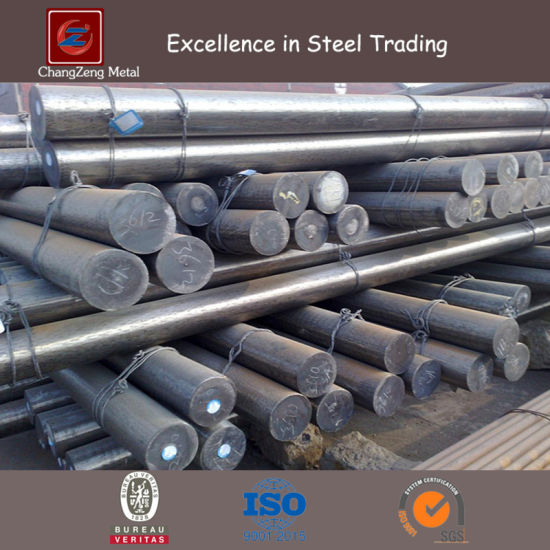 2b Coated Round Steel Bar for Construction (CZ-R40) pictures & photos