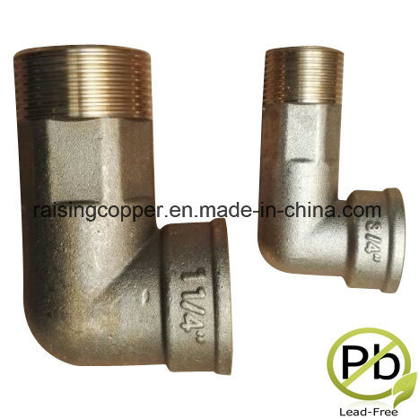 Lead Free Forged Brass Elbow pictures & photos