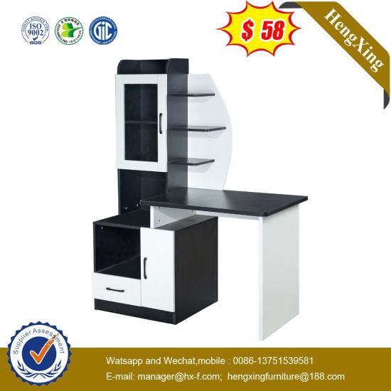 Wholesale School Desk Kids Writing Desk Home Office Furniture Set with Panel Leg pictures & photos