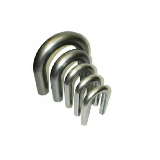 304 316 Stainless Steel 180 Degree Elbow for Pipe Joint pictures & photos