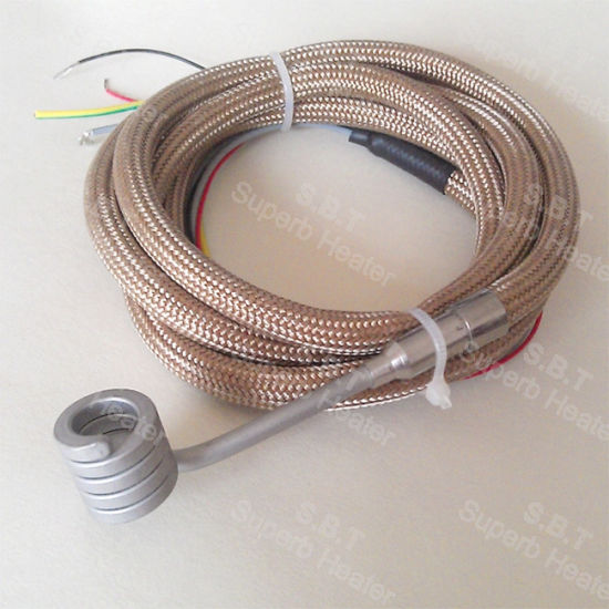 Nozzle Band Heater with J Type Thermocouple pictures & photos
