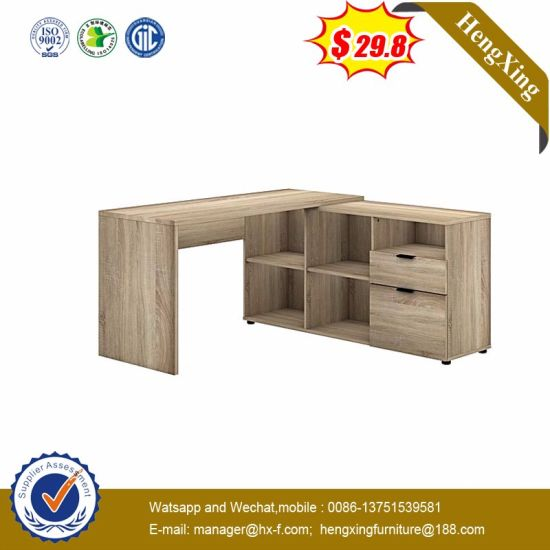 Good Quality Wooden MDF Writing Laptop Computer School Office Desk pictures & photos
