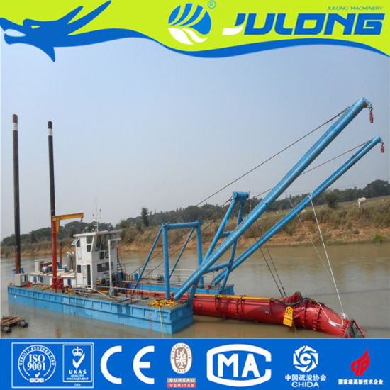 Hydraulic Sand Mining Mud Suction Cutter Suction Dredger pictures & photos