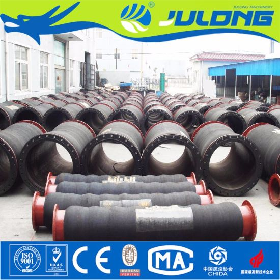 Rubber Hose Used in 6′′ to 20′′ Cutter Suction Dredger pictures & photos