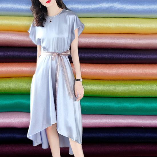 47%Rayon 53%Viscose Dress Fabric for Lady and Women Sleepingwear pictures & photos