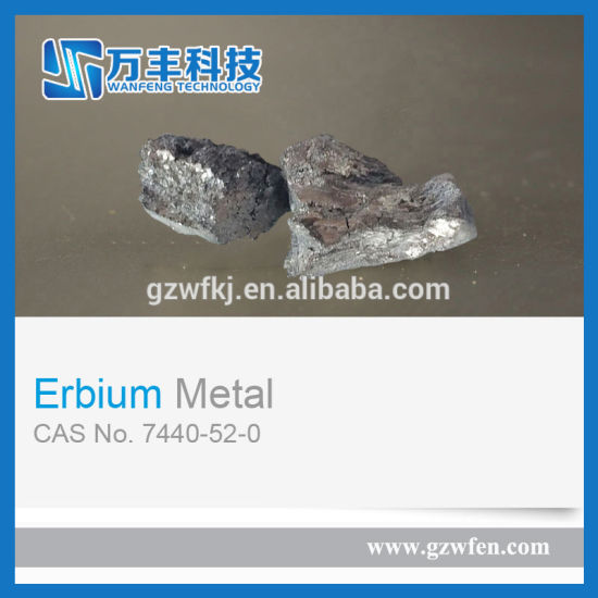 Made in China Factory Price Er Erbium Metal for Sale pictures & photos