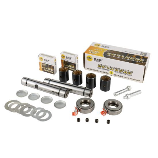 High Quality Truck Auto Parts Bj130 Kin Pin Kit pictures & photos