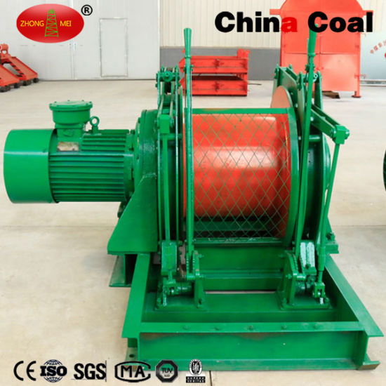Explosion-Proof Mining Wire Rope Electric Winch pictures & photos