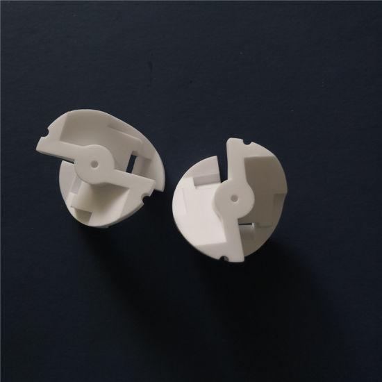 Insulating Alumina Ceramic Machining Parts pictures & photos