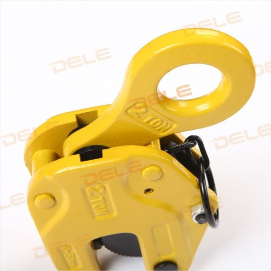 1ton-5ton Vertical Lifting Clamp pictures & photos