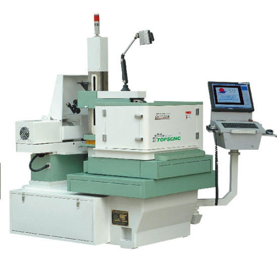 Mold Processing CNC EDM Wire Cutting Machine pictures & photos