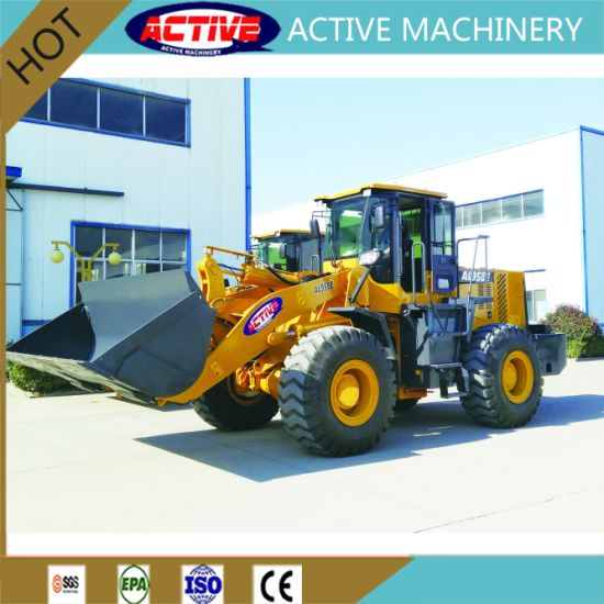 AL958E 5ton High Quality Wheel Loader with Stage V Engine for sale pictures & photos