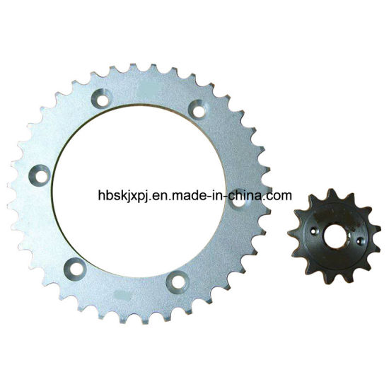 Top Quality Motorcycle Chain Wheel pictures & photos