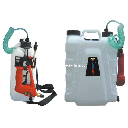 Power Sprayer Li-on Battery Trigger Sprayer for Agriculture and Garden pictures & photos