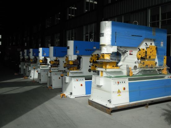 Combined Punching and Shearing Machine pictures & photos