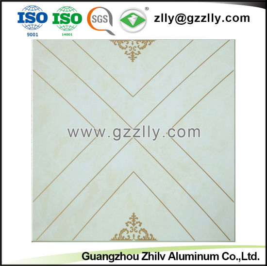 Aluminum Decorative Ceiling Panel of Polymeric Ceiling pictures & photos