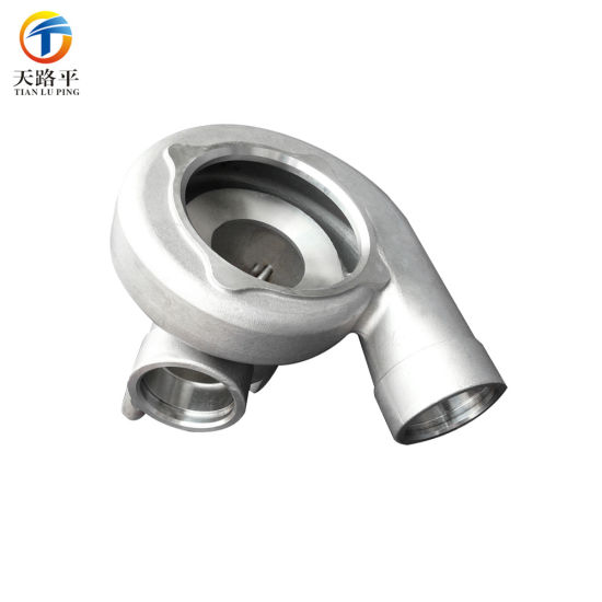 OEM & ODM Pump Accessories Stainless Casting Stainless Steel Pump Housing pictures & photos