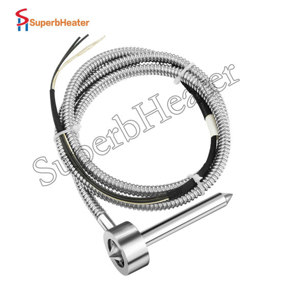 High Temperture/Power Electric Heating Element Cartridge Heater pictures & photos
