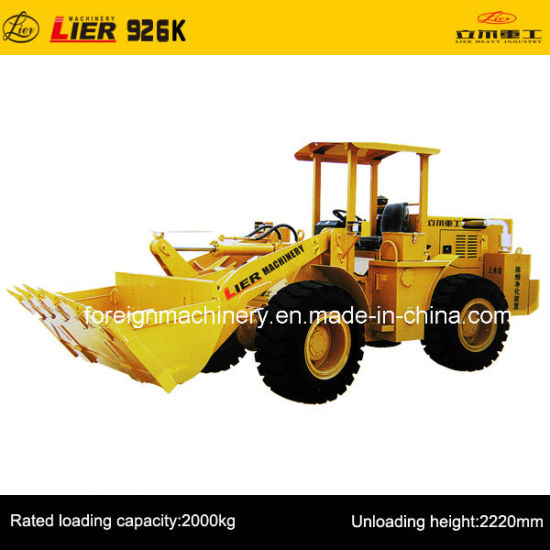The King of Mine Loader for High Quality (LIER - 926K) pictures & photos
